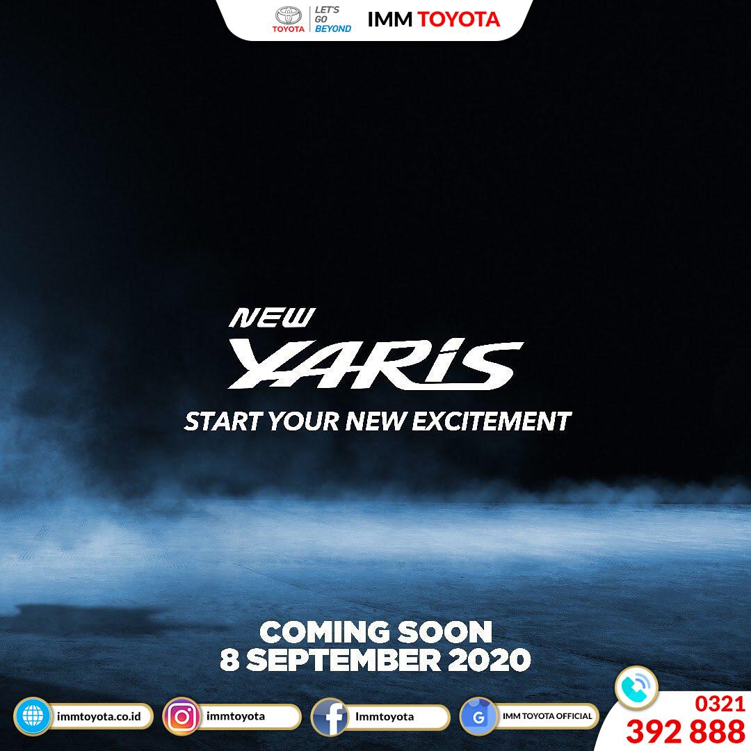 Coming Soon!! 8 September 2020. Pantau terus jangan sampai ketinggalan.