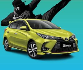New Yaris - Start Your New Excitement