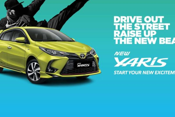 New Yaris GR SPORT - Start Your New Excitement