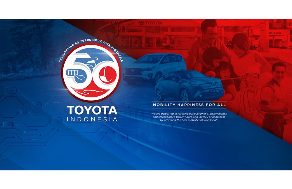 50th Toyota