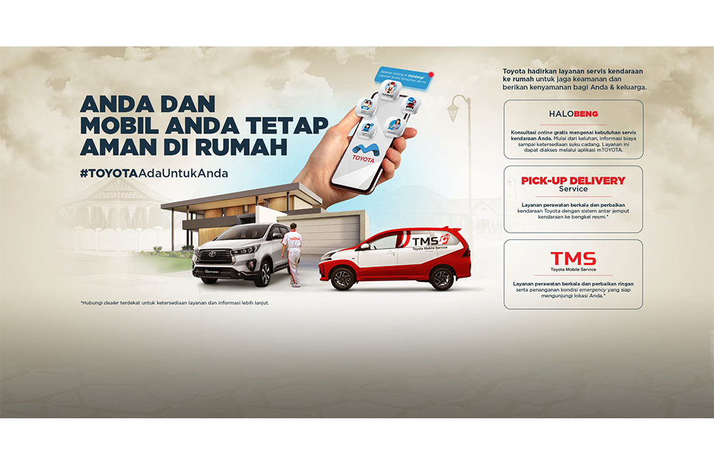 Toyota Mobile Service & Pick Up Delivery